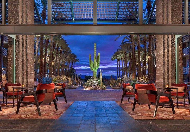 Photo Source: Hyatt Regency Scottsdale Resort & Spa