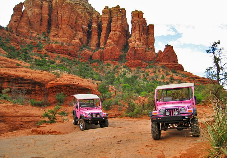 12 TopRated Tourist Attractions in Sedona – Sedona Tourist Map