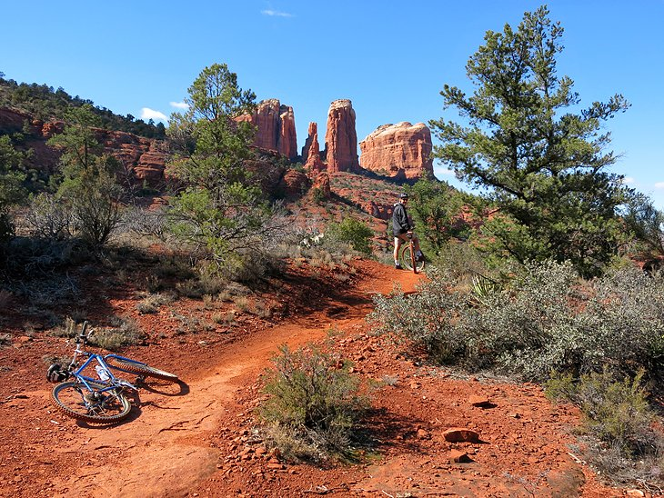 11 Top-Rated Mountain Biking Trails in Sedona | PlanetWare