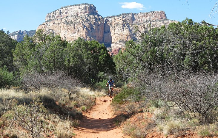 Autor Michael Law sobre Long Canyon Trail