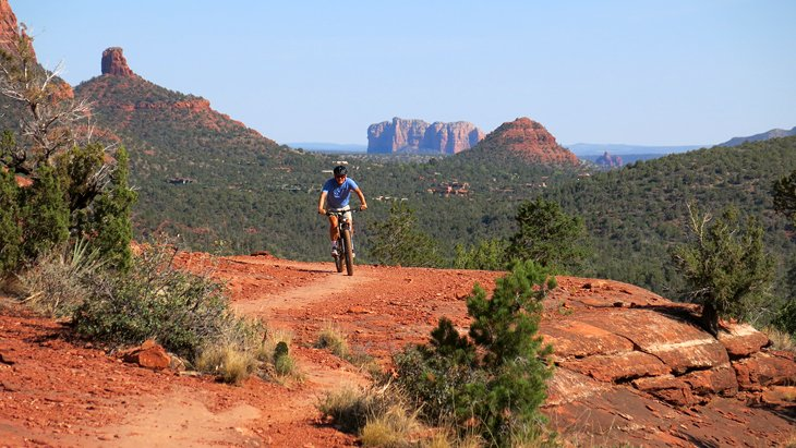 11 Top Rated Mountain Biking Trails In Sedona Planetware