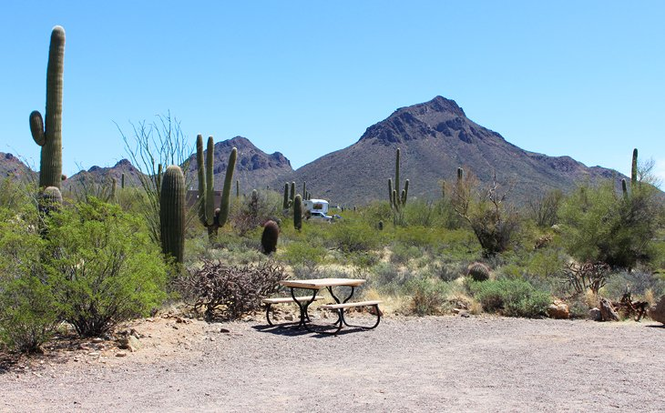 Tucson, Gilbert Ray Campground