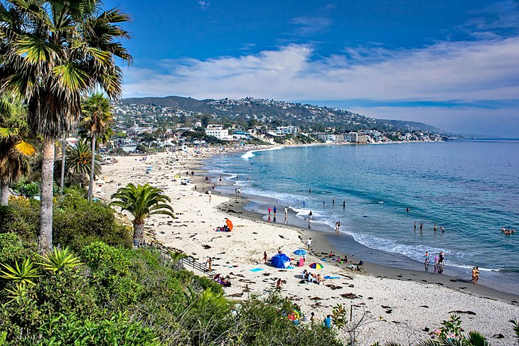 12 Top Rated Beaches In California