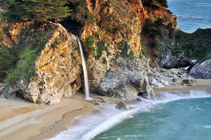 McWay Waterfall Trail: The Most Iconic Site in Big Sur
