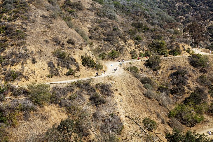 Runyon Canyon Park, Los Angeles