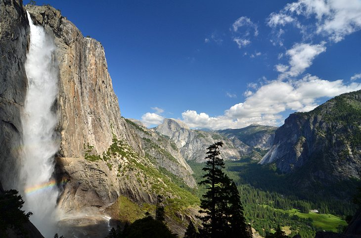 Yosemite Falls Trail: A Spectacular Hike to North America's Tallest Waterfall
