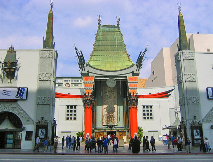 8 TopRated Tourist Attractions in Hollywood – Hollywood Tourist Map