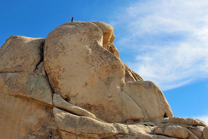 Escalada en roca y búlder