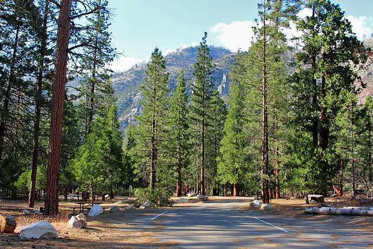 Moraine Campground