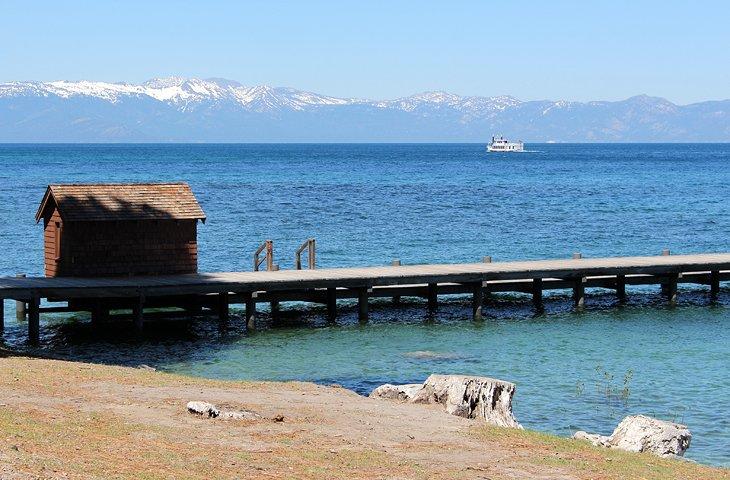 full hookup Camping sjö Tahoe