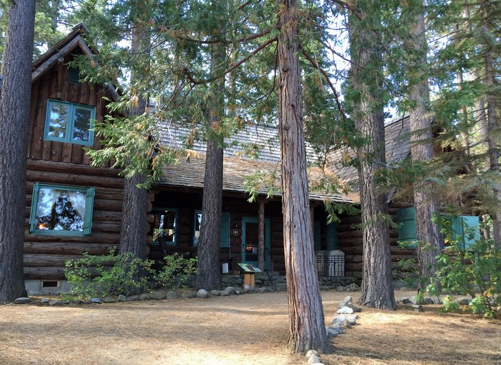 8 TopRated Tourist Attractions around Lake Tahoe – Lake Tahoe Tourist Attractions Map