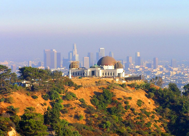 16 TopRated Tourist Attractions in Los Angeles – Northern California Tourist Attractions Map