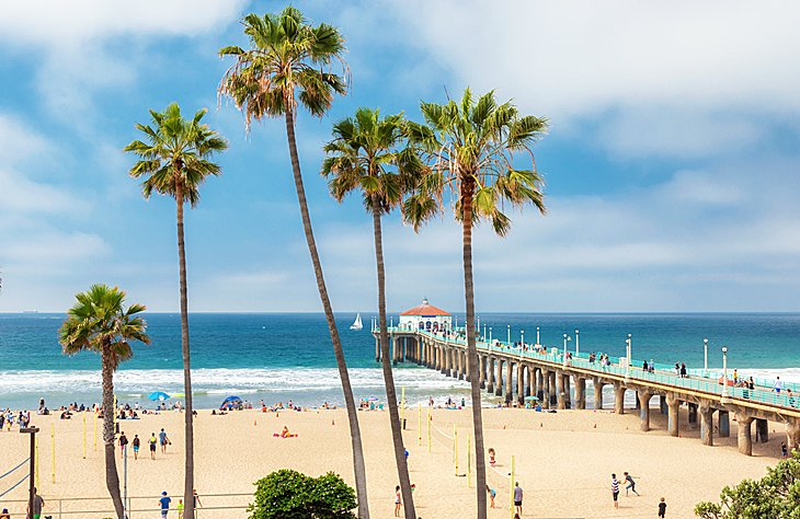 11 Top Rated Beaches In The Los Angeles Area Planetware