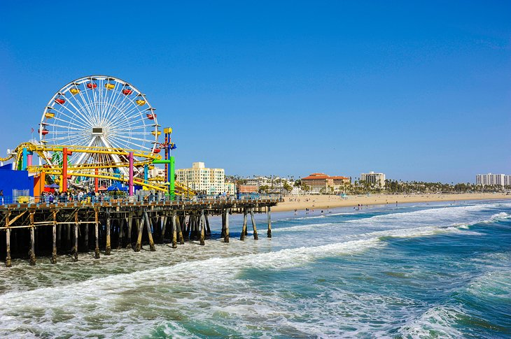 Places to visit near los angeles california