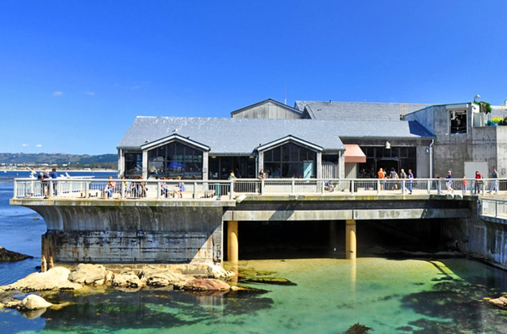Top Rated Tourist Attractions Monterey Planetware