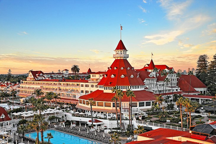Photo Source: Hotel del Coronado