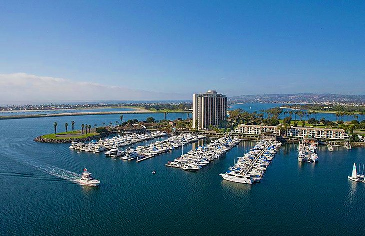 Photo Source: Hyatt Regency Mission Bay