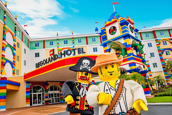 Photo Source: LEGOLAND California Hotel