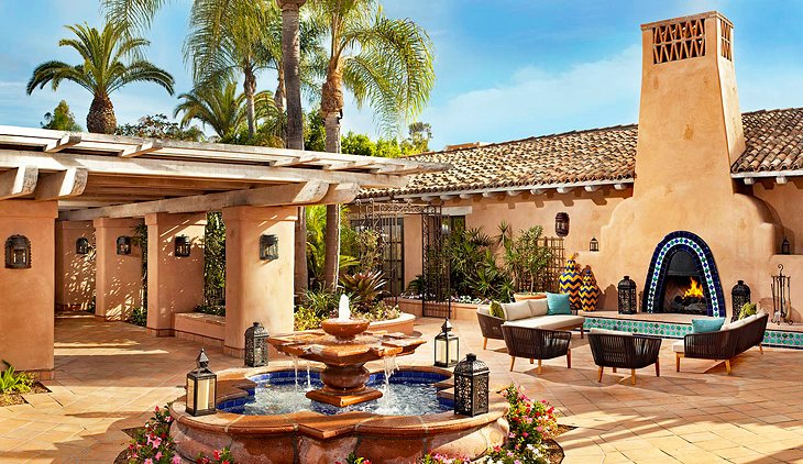 Photo Source: Rancho Valencia Resort & Spa