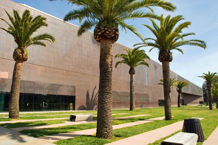 د موزه هنرهای زیبا در سان فرانسیسکو