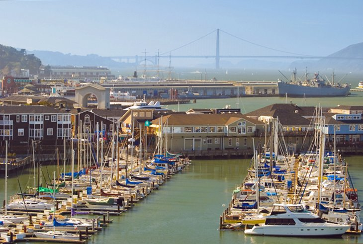 17 TopRated Tourist Attractions in San Francisco – San Francisco Tourist Attractions Map