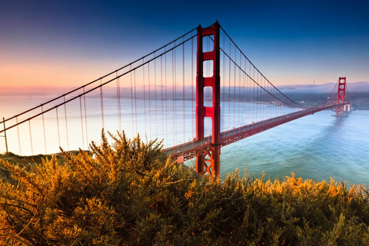 17 TopRated Tourist Attractions in San Francisco – Top Tourist Attractions Map In San Francisco