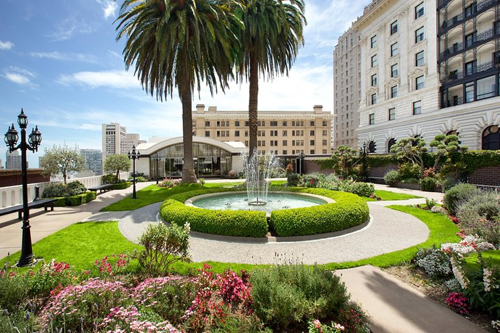 Photo Copyright: Fairmont San Francisco