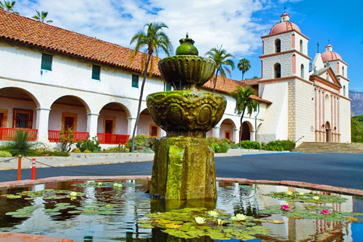 10 TopRated Tourist Attractions in Santa Barbara – Santa Barbara Tourist Attractions Map