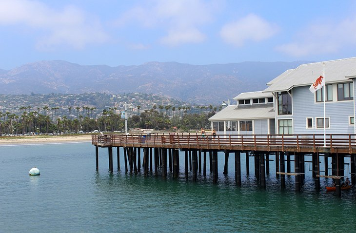 Soak up the Fun at Stearns Wharf and the Sea Center