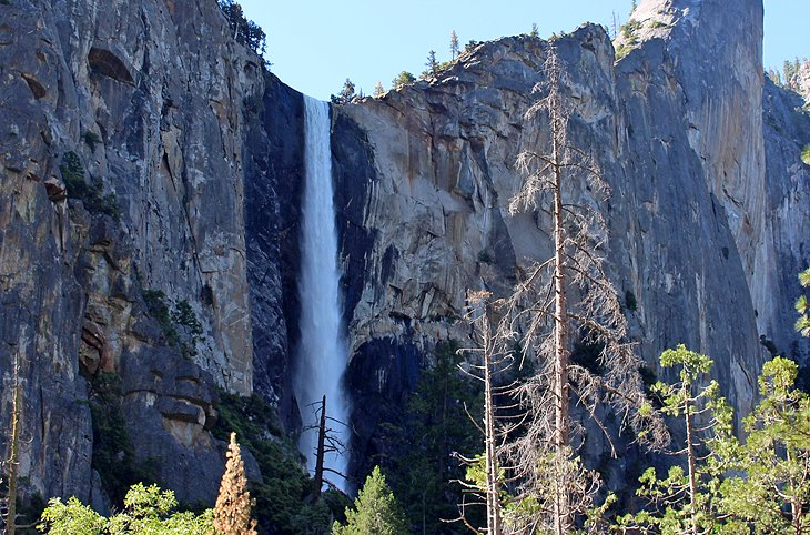 Bridalveil Fall Hike