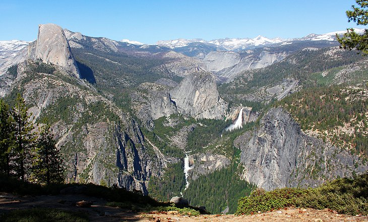 10 Best Campgrounds At Yosemite National Park Planetware