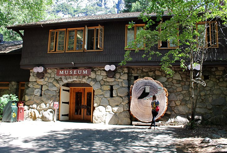 Yosemite Museum and Indian Village