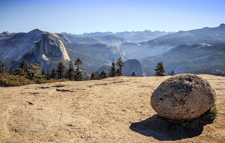 Sentinel Dome Trail