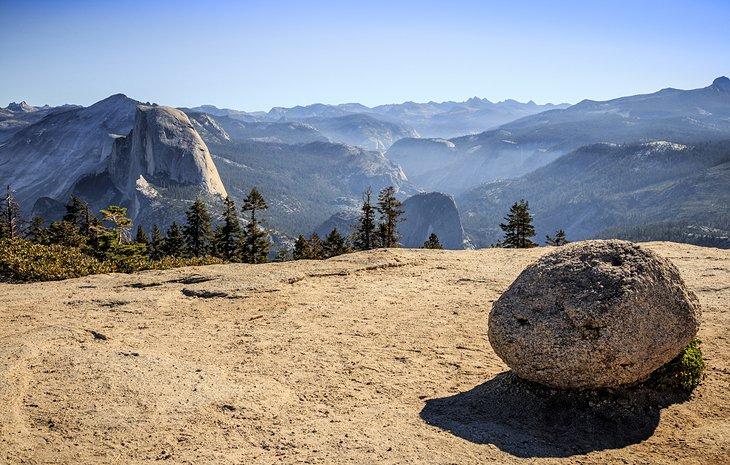 Sendero de la cúpula del centinela