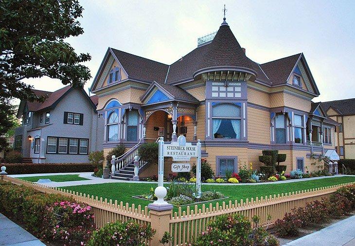 Salinas: John Steinbeck's Childhood Home