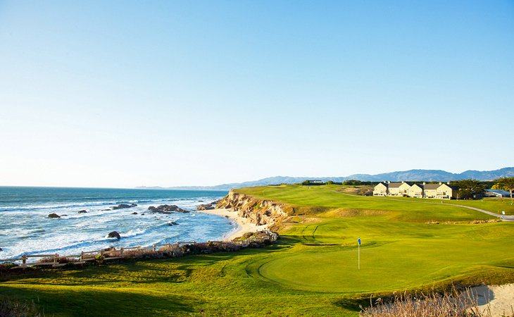 Half Moon Bay Golf Courses