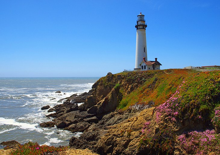 Pigeon Point Light Station State Historic Park