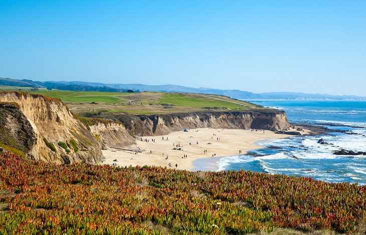 Half Moon Bay State Beaches