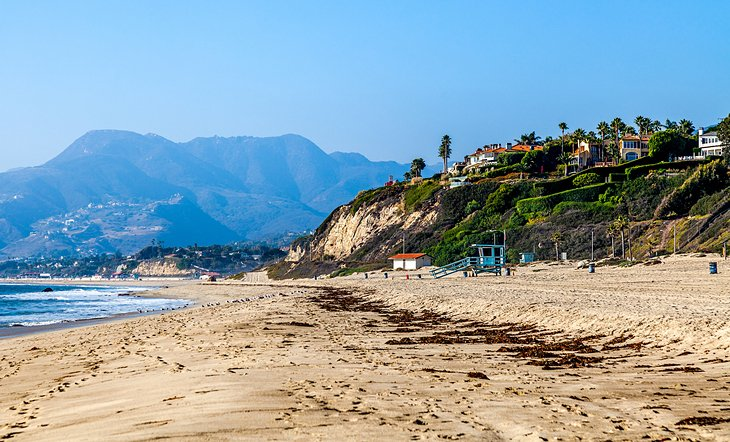 Malibu's Beautiful Beaches