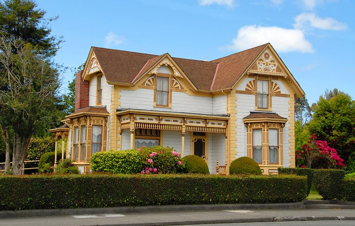 Victorian home in Ferndale
