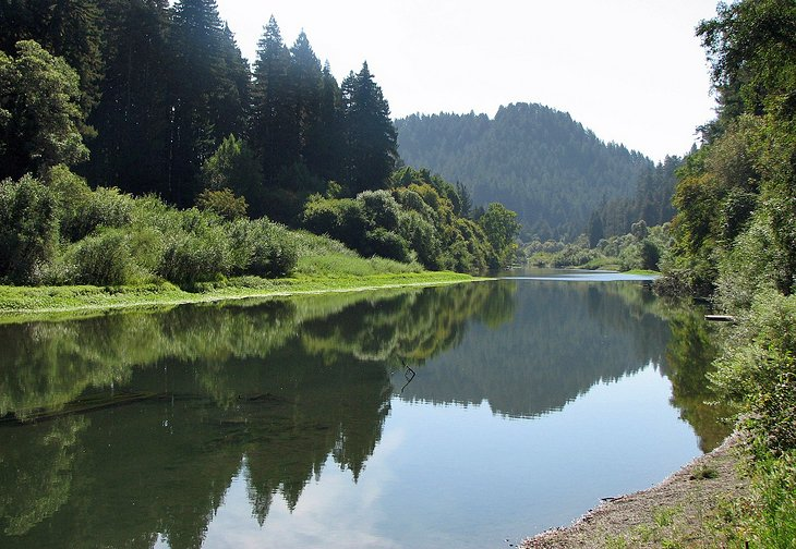 The Russian River