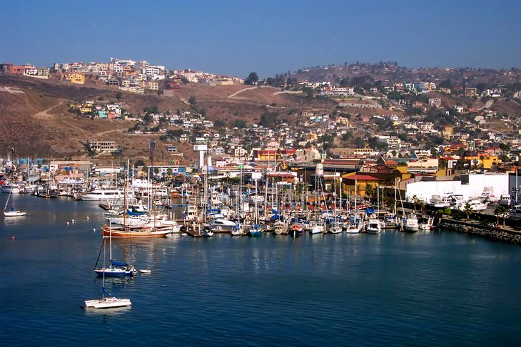 Ensenada: A Picturesque Seaport in Mexico