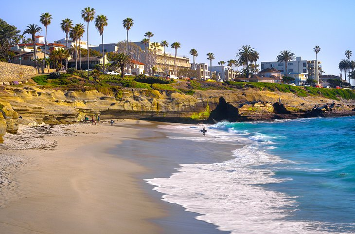 Spectacular Beaches in La Jolla