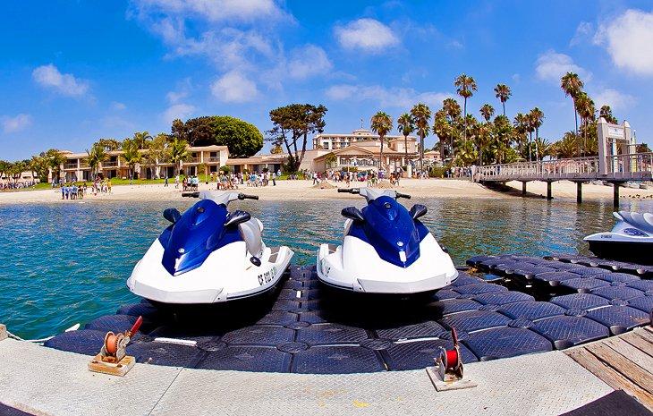 Hilton San Diego Resort & Spa، Mission Bay
