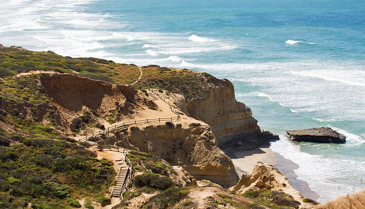 Hike Torrey Pines State Natural Reserve