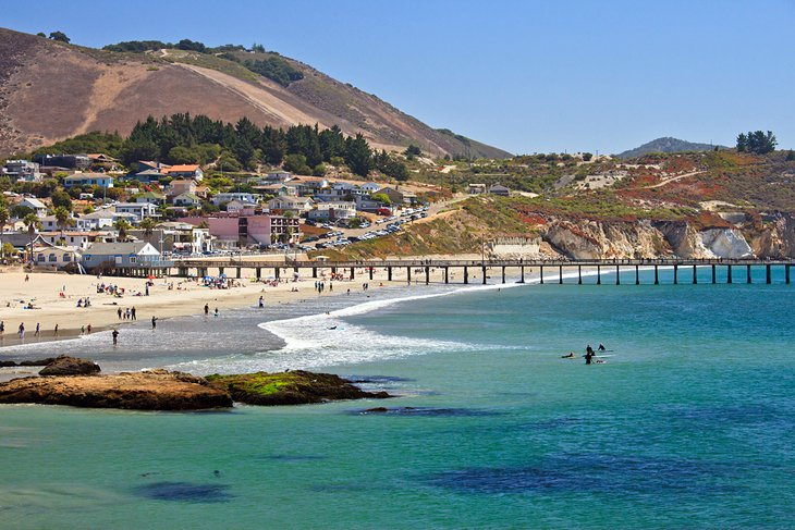 Best Beaches Near San Luis Obispo Ca