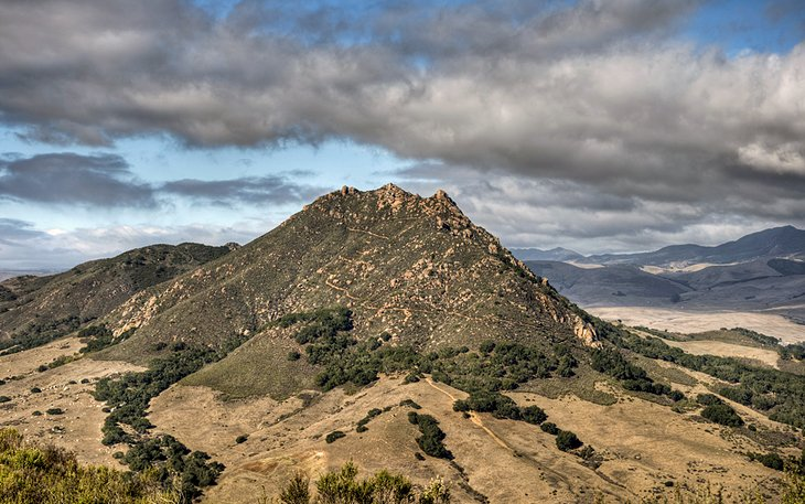 Bishop Peak Hikes