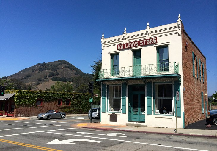 San Luis Obispo's Historic Downtown