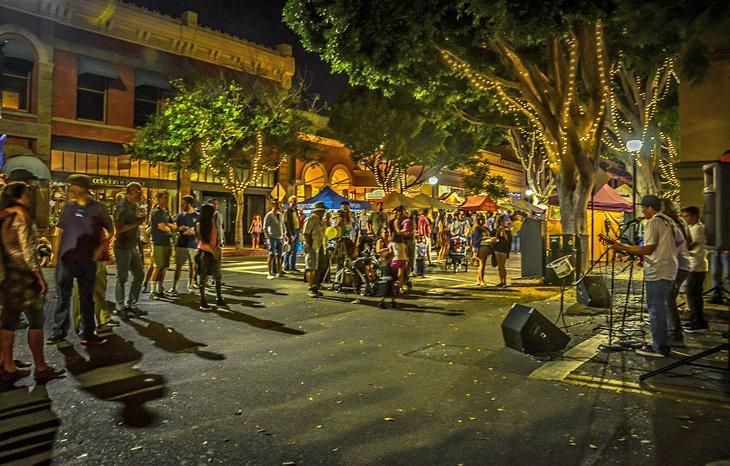 Restaurants On Higuera San Luis Obispo