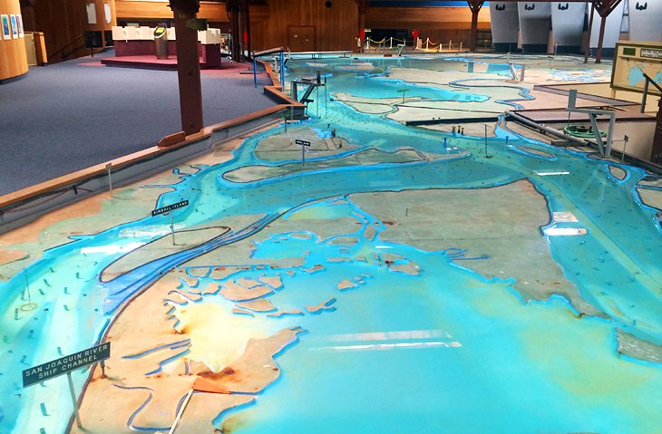 San Francisco Bay-Delta Model